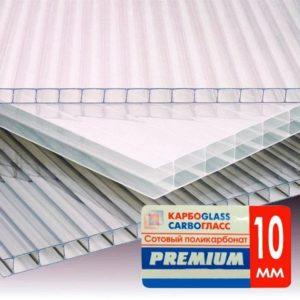 Премиум Прозрачный 10мм Carbo