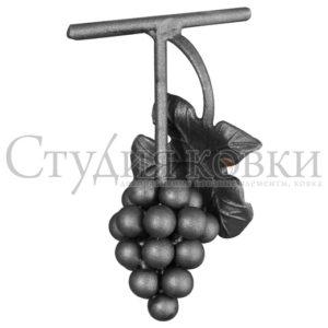 Виноград с листом 155х110