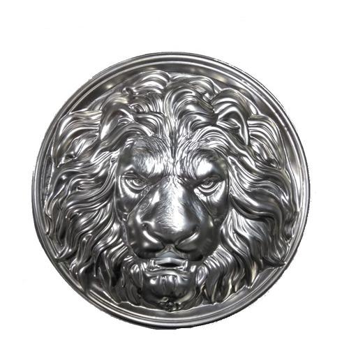 Голова льва штамп
