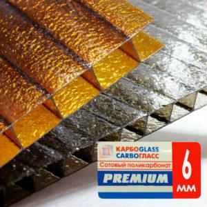 Премиум Цвет 6мм Carbo Led